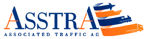 Logo Asstra Associated Traffic AG